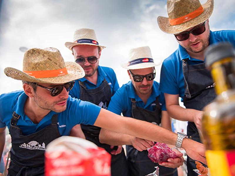 Fischer partenaire officiel du championnat de France de barbecue 2020